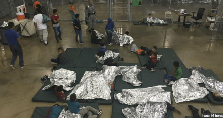 """Simplemente es inhumano, """"La Perrera"""": el centro de detención de migrantes en EU (Video)"""