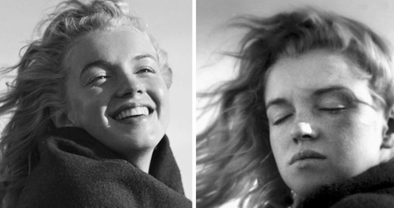 """Encuentran metraje con desnudo de Marilyn Monroe en """"Vidas rebeldes"""""""