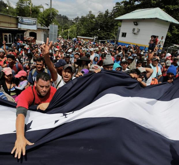 México no permitirá la entrada ilegal de migrantes en caravana