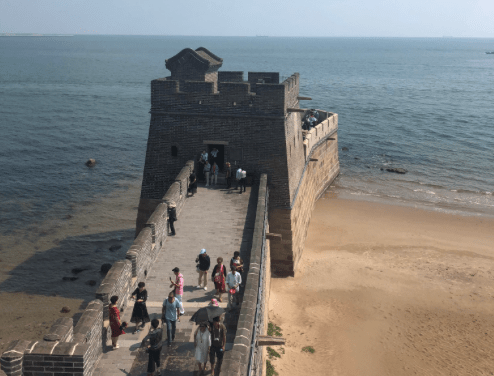 #Video: Así son los extremos de la Muralla China