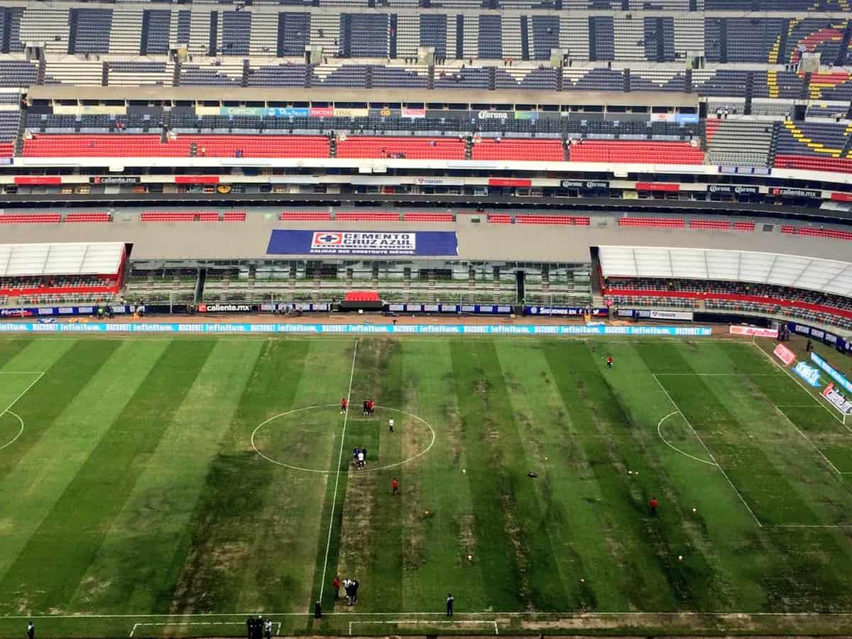 ¡Oficial! NFL cancela Chiefs-Rams en México por culpa de la cancha del Azteca