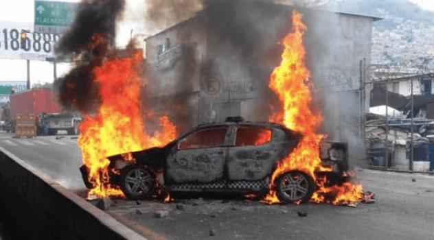 Video: Continúa el bloqueo en la carretera México-Pachuca