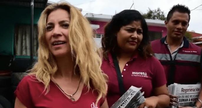 Una diputada de #Morena pide toque de queda a mujeres para evitar feminicidios