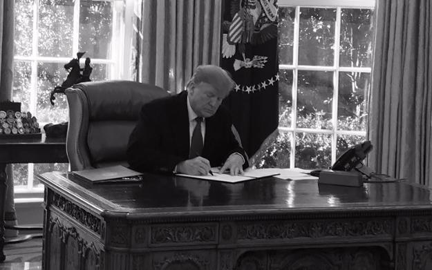 Trump declara estado de emergencia nacional para financiar el muro fronterizo