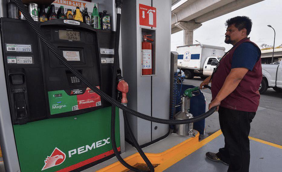 Secretaría de Energía niega desabasto de gasolina