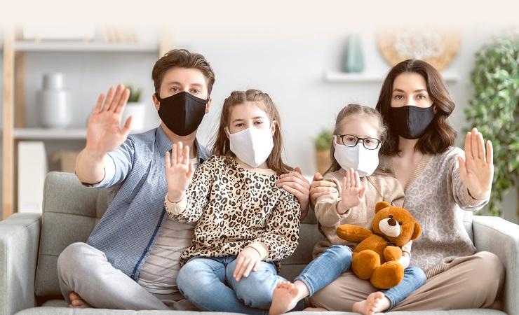 7 tips para tener una reunión familiar en tiempos de covid-19
