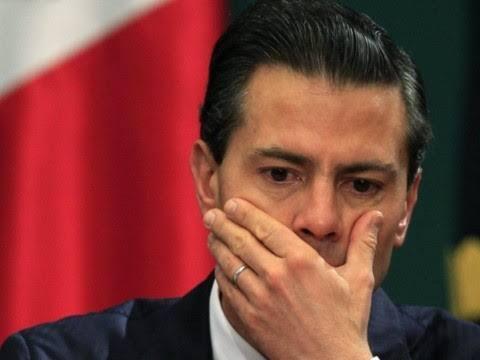 """Reporte de EU involucra a Peña Nieto en """"cleptocracia """""""