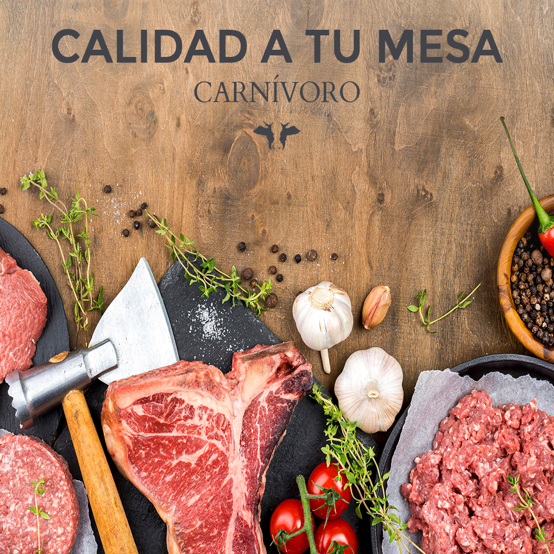 Nace Carnivoro, la startup que ofrece la mejor carne a domicilio