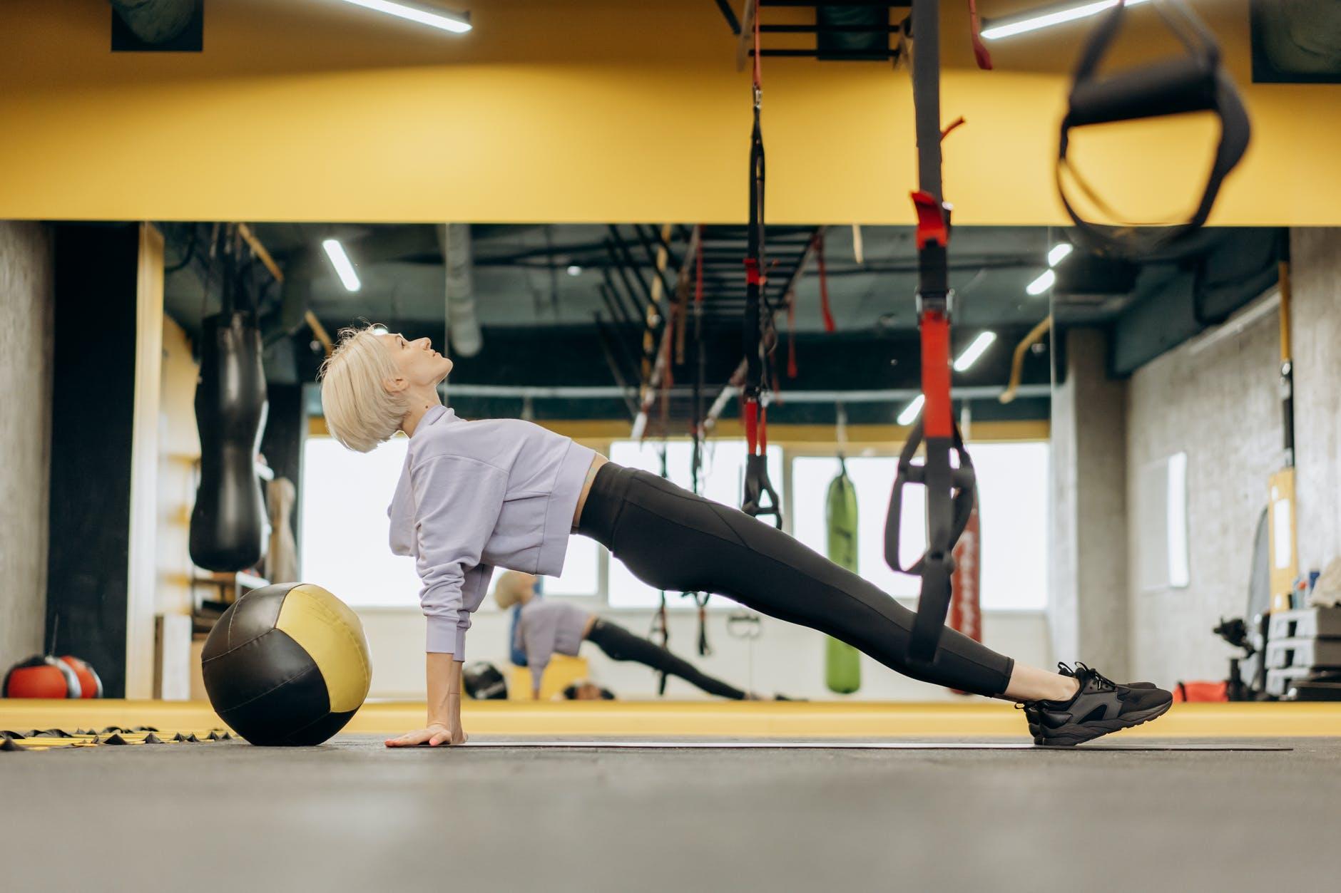 4 tendencias fitness que te mantendrán en forma este 2021
