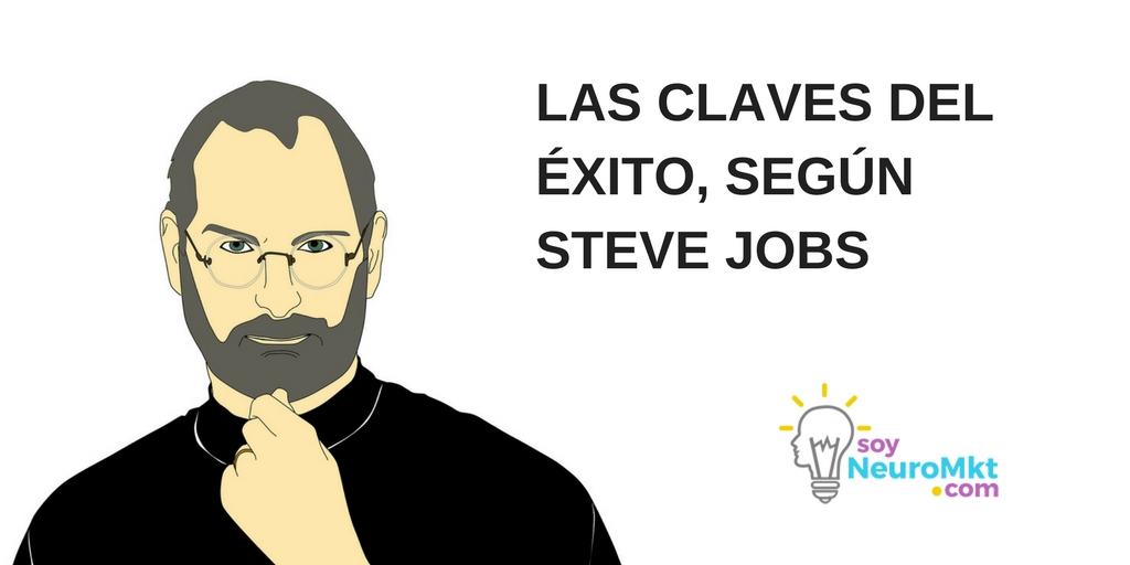 Claves del Éxito Según Steve Jobs