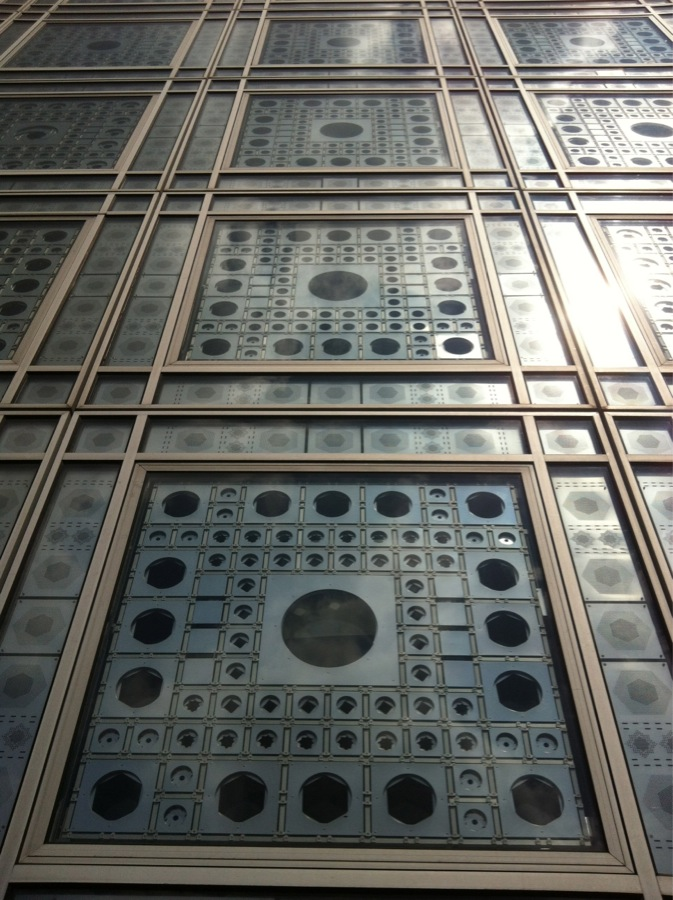 Institut du monde arabe paris Jean Nouvel
