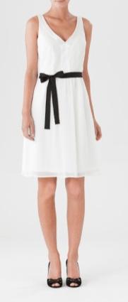 Robe Paolina blanche 1.2.3