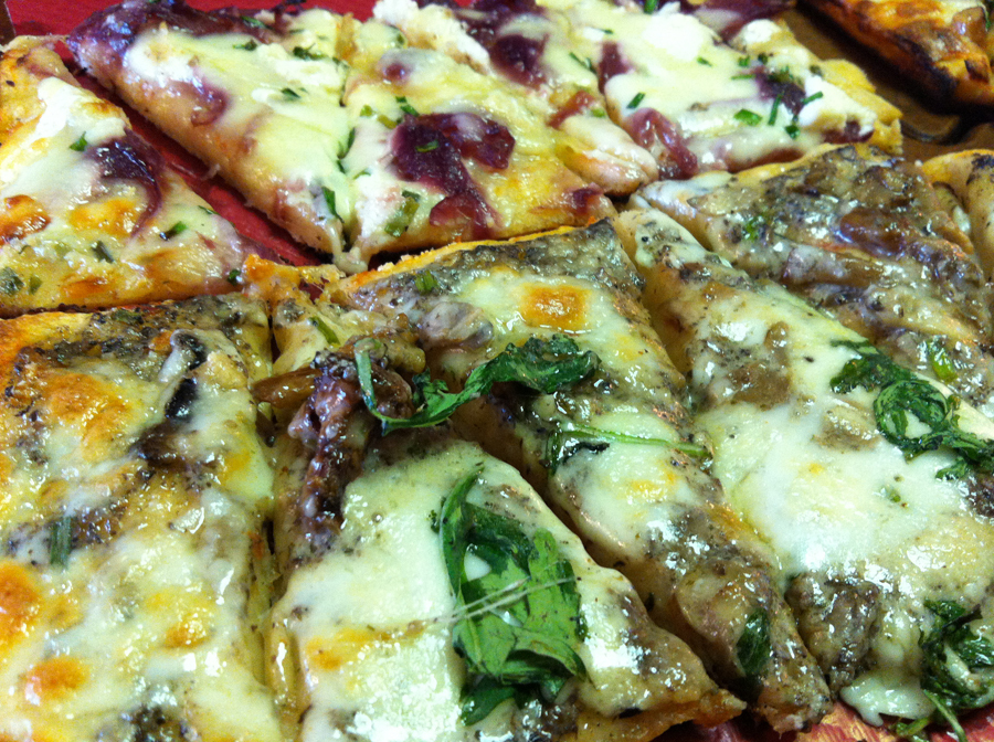 slize pizza paris