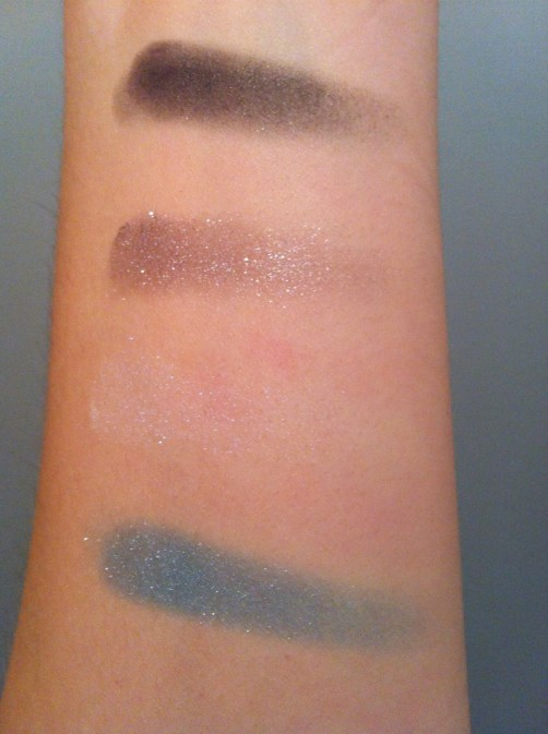 Palette Yves Saint Laurent YSL Devoted to fans Swatch