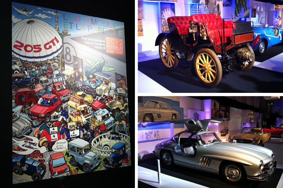 Automobile & Publicité