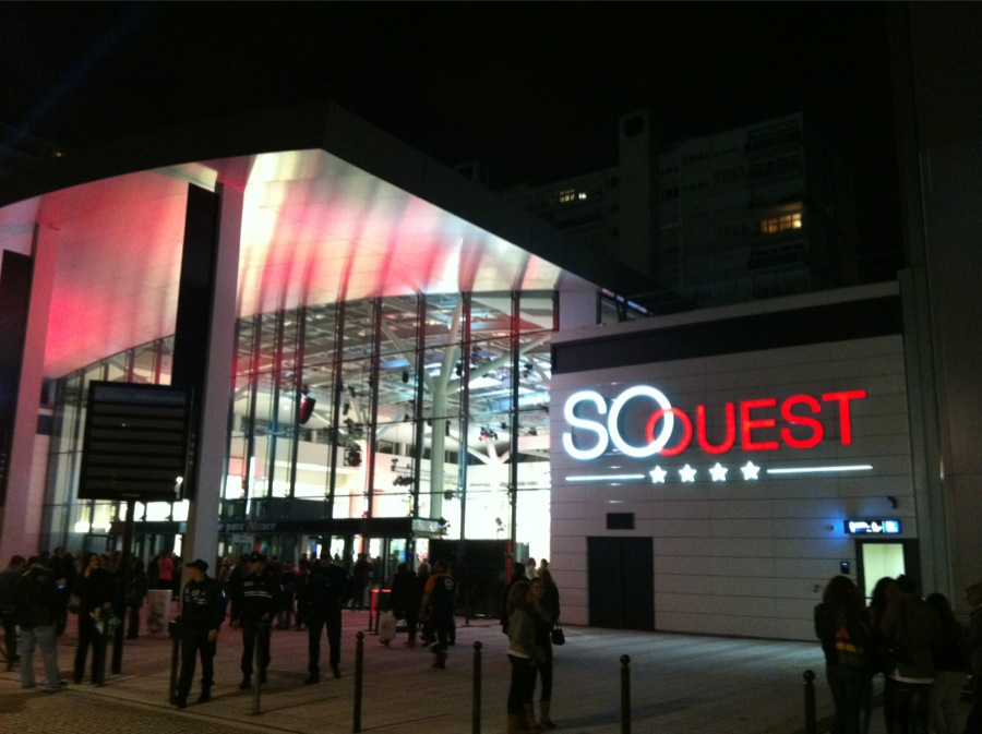 Centre commercial So Ouest