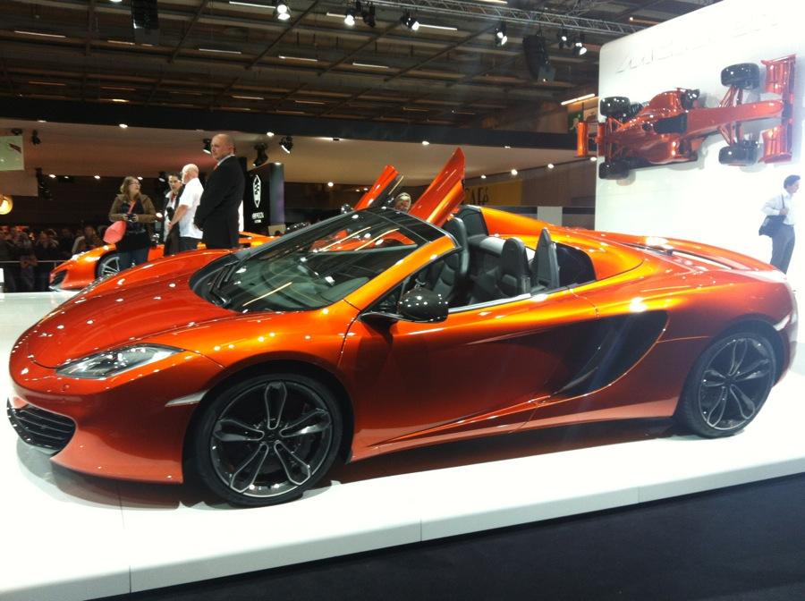 McLaren Salon de l'auto