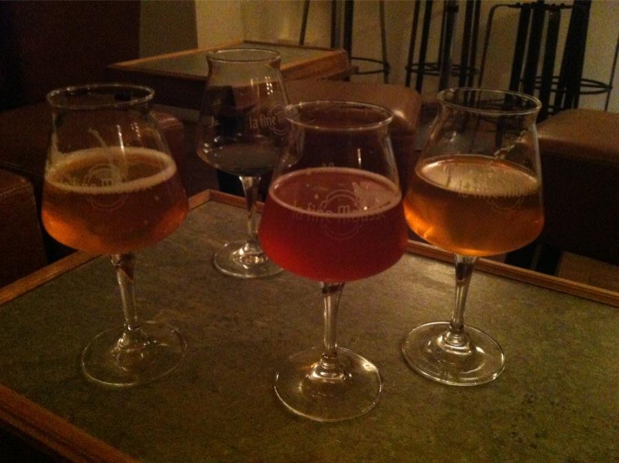 Bar la fine mousse bières