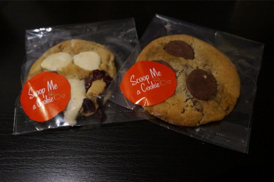 Cookies P'tite toutoune Je veux un calin Scoop Me avis