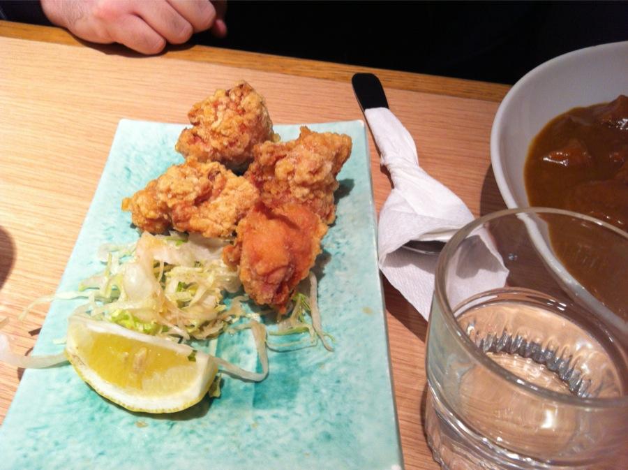 restaurant japonais Aki rue Sainte Anne tori kalaage