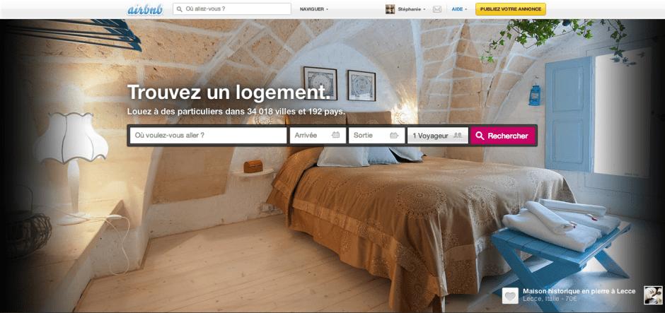Airbnb avis