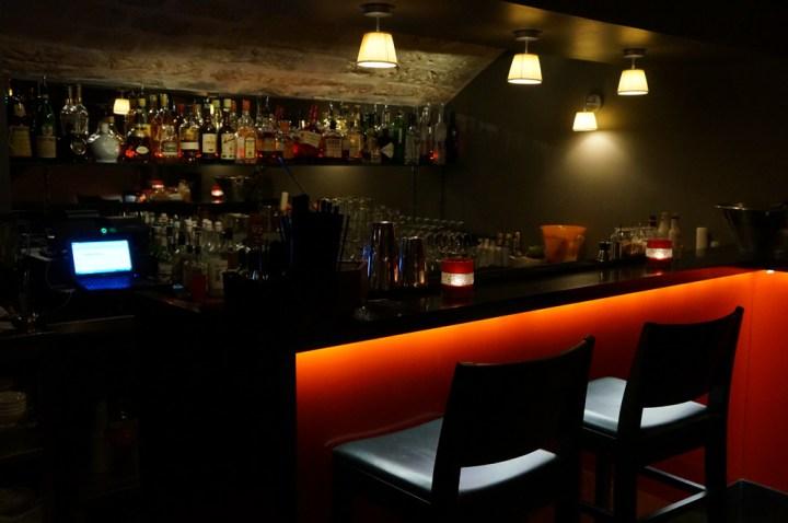 Bar touch in Paris avis