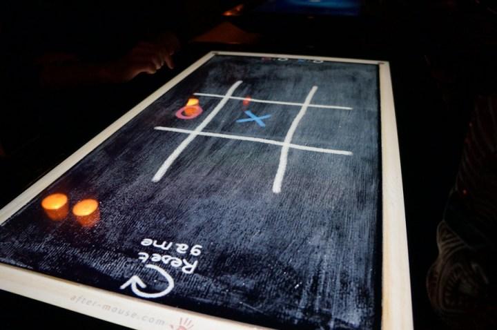 Bar touch in Paris avis surface