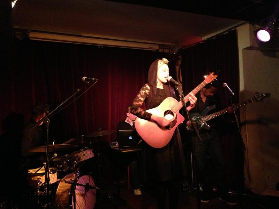Concert Mariama