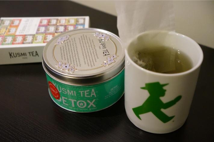 Kusmi tea Thé Detox