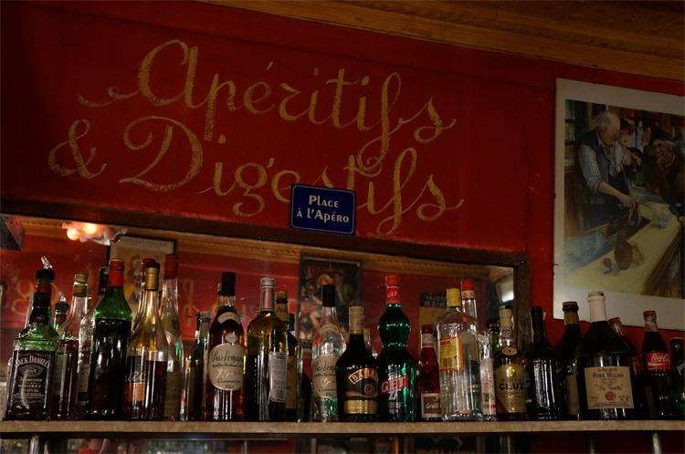 Bar des Varietes passage panorama paris avis déco