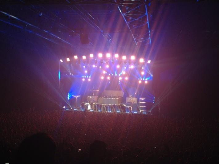 C2C fin de concert