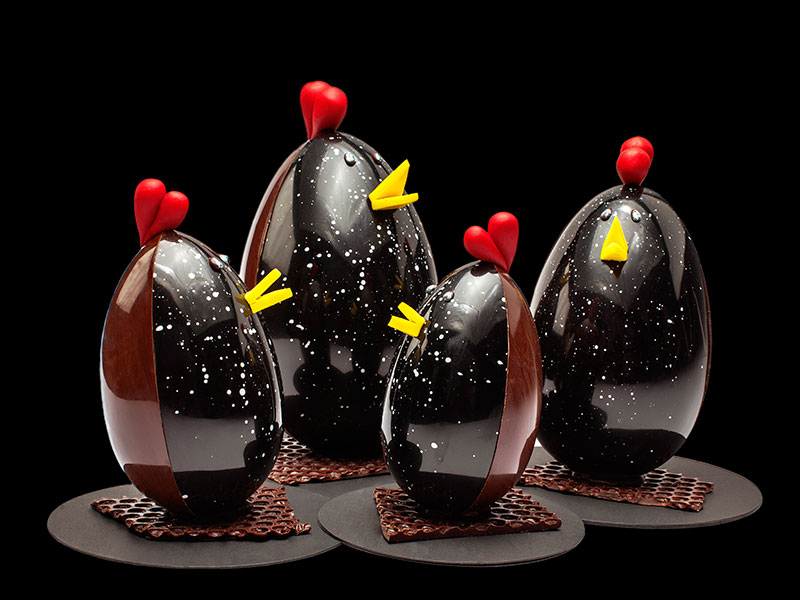 Chocolat Patrick Roger création