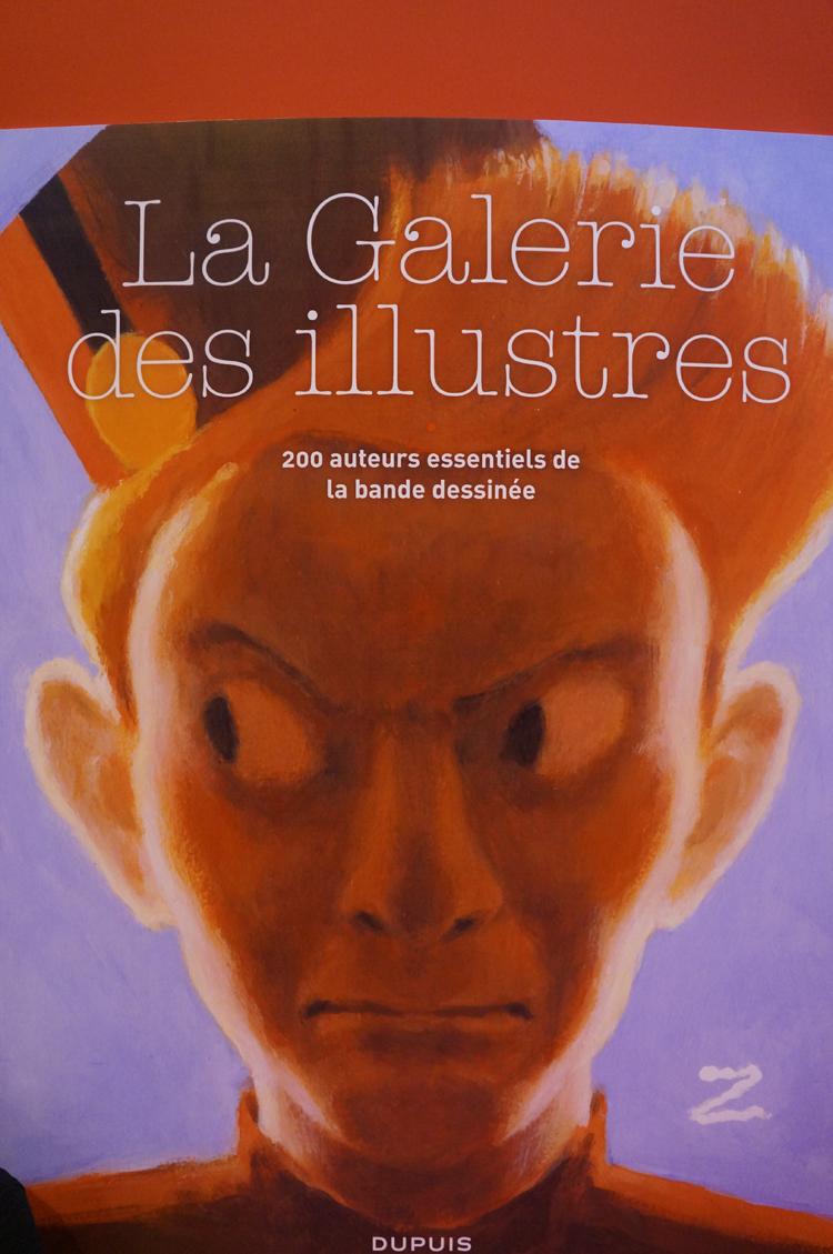 Galerie des illustres - Salon du Livre 2013