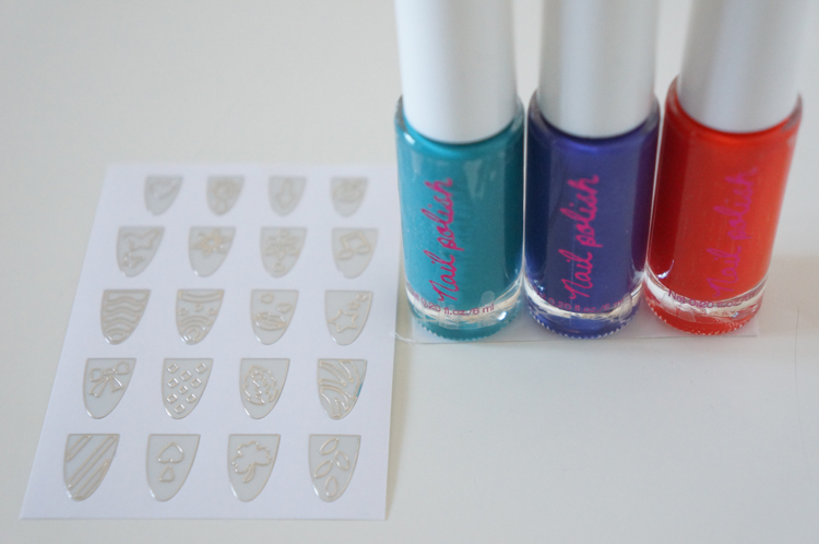 Kit nail art h&m