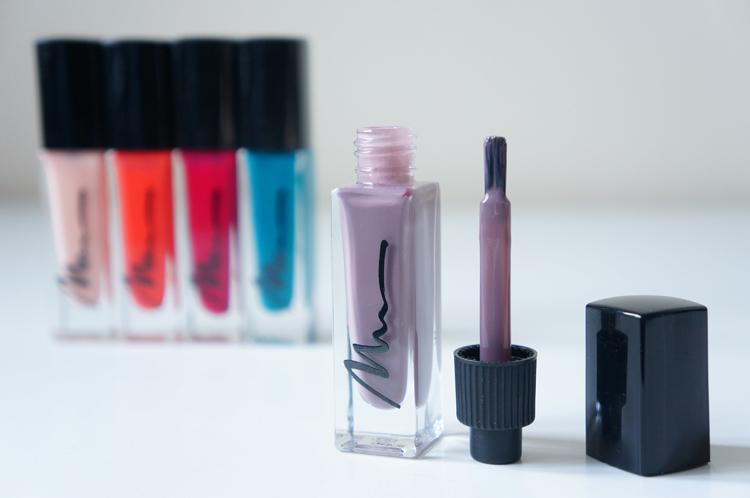 Marionnaud gamme maquillage vernis printemps été 2013 avis test