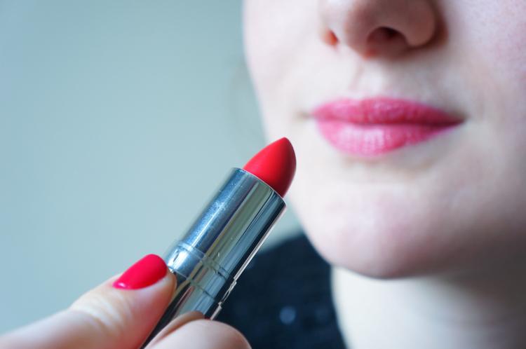 Marionnaud maquillage rouge à levres rouge frisson printemps été 2013 avis test