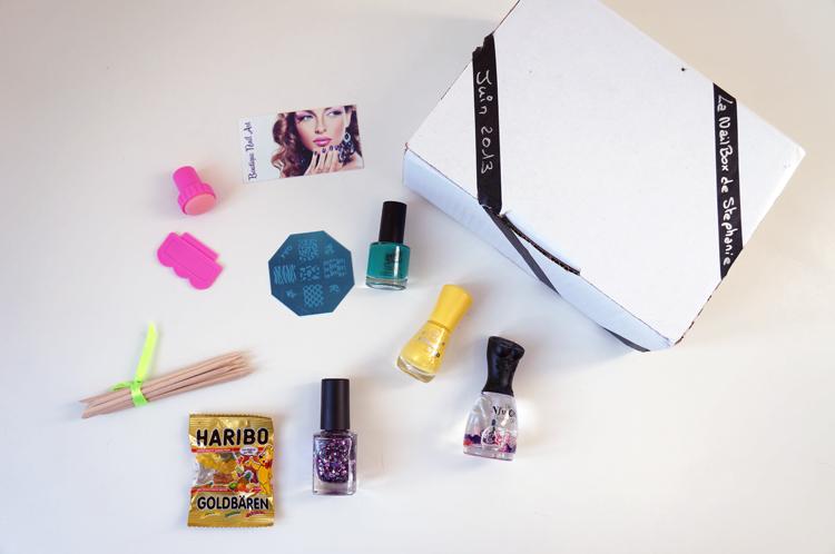 Nailbox Boutique Nail Art avis