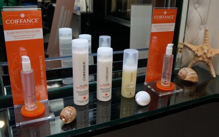 Gamme Sun Protect Coiffance Elixir Brillance avis