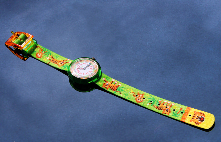 Montre Flik Flak Cute Size Funny Hours Back to wildness
