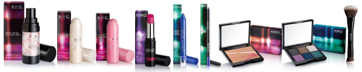 Kiko collection Dark Heroine