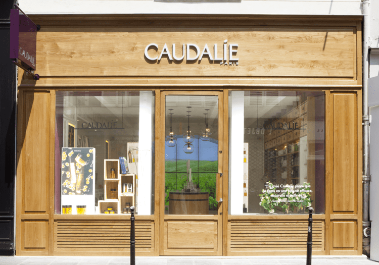 Boutique Caudalie paris marais avis