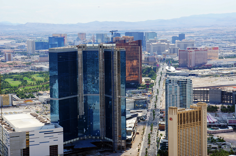 Vegas LV Stratosphere Tower