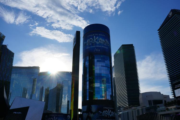 Vegas LV Strip