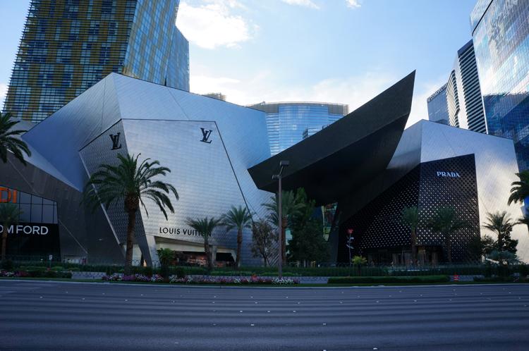 Vegas LV Strip Shopping