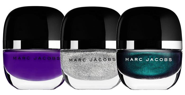Marc Jacobs Vernis swatch avis test