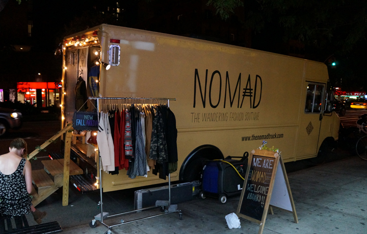 Nomad Fashion Truck NYC