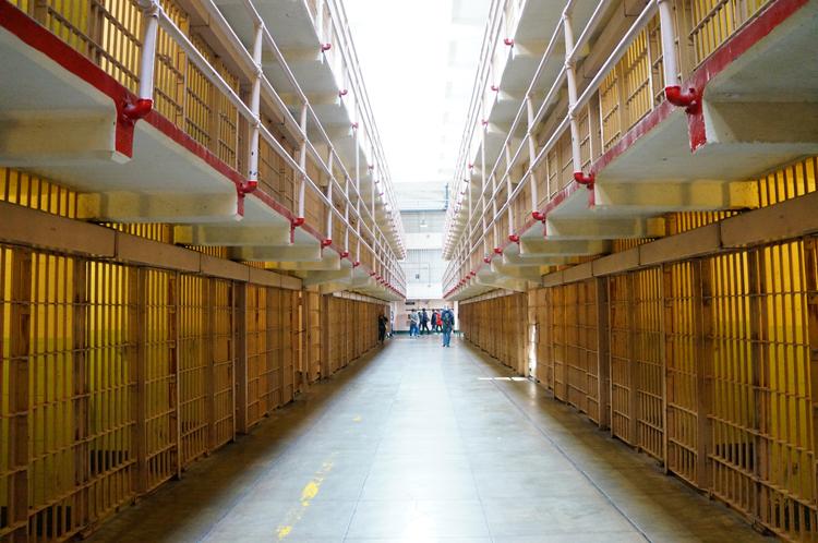 SF Alcatraz visite ville
