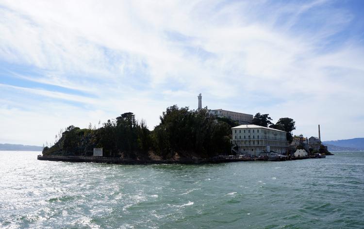 SF Alcatraz visite