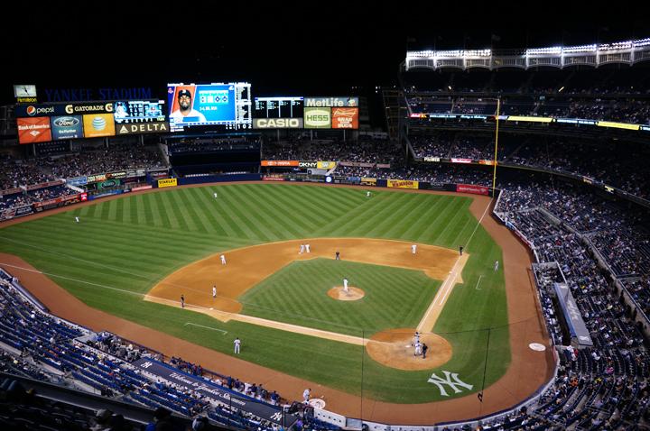 Yankee Stadium NYC