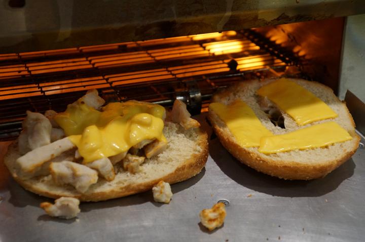 Ari's Bagels Paris Etienne Marcel Chatelet avis